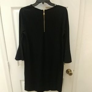 Joan Vass black dress size S/0